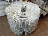 热镀锌喷塑托架